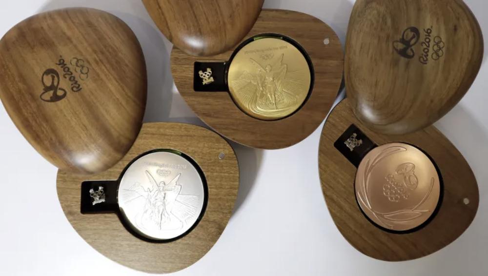 リオ五輪_メダルケース