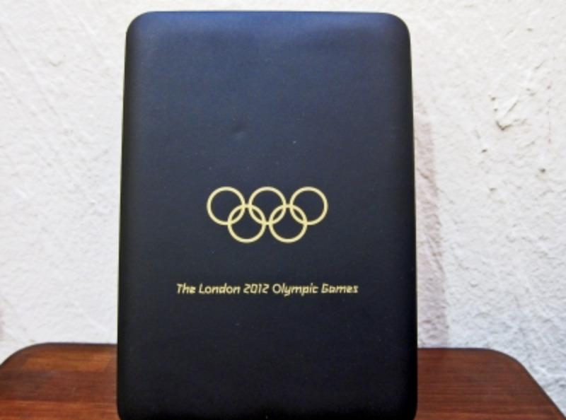 ロンドン五輪_メダルケース