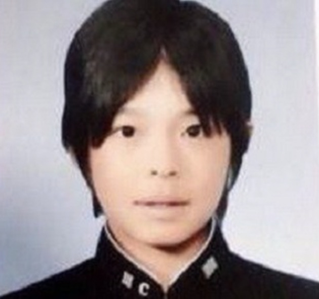 岸優太_中学校
